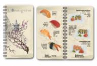 Разработка дизайна макета меню
