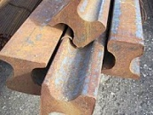 Рельсы усовиковые (УР65) ГОСТ 24182-80