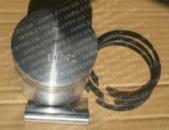 Поршень кольца палец к Чешскому мотоблоку косилке MF 70, 67.92 мм, кольца 68.00 мм