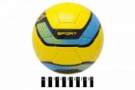 М`яч футбол. лакований «SPORTS» (4-ох шарове покриття, латексна камера)