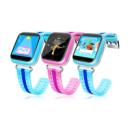 Детские умные GPS часы телефон трекер Smart Baby Watch Q750 c сенсорным экраном, Wi-Fi и играми