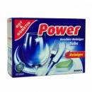 Таблетки для посудомойки G&G Power, 60шт