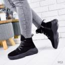 Ботинки женские Iris черные