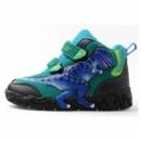 Ботинки бирюзовые с синим T-Rex