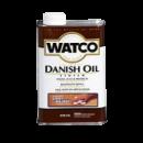 Датское масло, цвет Светлый орех, банка 0,946 л