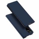 Чехол-книжка Dux Ducis с карманом для визиток для Samsung Galaxy S20+ Синий