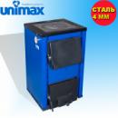 Твердотопливный котел Unimax (Юнимакс) КСТВ 14 кВт П