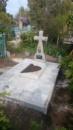 Бетонный памятник