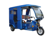 Пассажирский электроскутер HERCULES e-Riksha