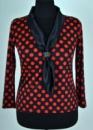 блуза «Галстук»