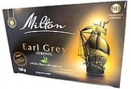 Чай черный с бергамотом Milton Earl Grey strong
