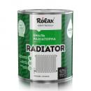 Эмаль акриловая Rolax, белая, 0,75 л радиаторная