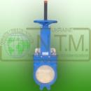 Задвижка шиберная 200EV 200 GG25 SS304 EPDM PN10