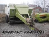 Пресс-подборщик Fortschritt К 550