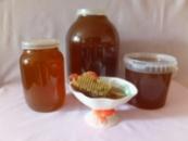Мед гречневый (Експорт) 500 кг