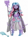 Monster High Haunted Student Spirits River Styxx Doll, Ривер Стикс серия Призраки