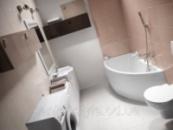 Акриловые ванны Cersanit Nano (Левая) 1400x750х420