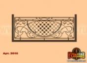 Барьеры, заборы, ритуальные оградки