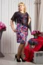 Летнее платье больших размеров « Стэфани »