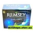 Чай REMSEY Earl Grey Strong 75пак