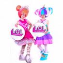 Куколки LOL! Куклы Лол. Аниматоры ЛОЛ