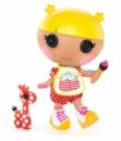 MGA Lalaloopsy Littles Doll - Scribbles Squiggle Splash