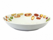 Суповая тарелка «Орешки» Ø19.5см, керамика