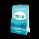 Календарик-домик 2018