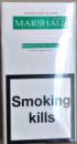 Сигареты Маршал слимс ментол (Marshall Super Slims Duty Free)