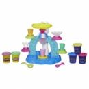 Play-Doh Sweet Shoppe Swirl and Scoop Ice Cream Playset, Игровой набор фабрика мороженого и сладостей
