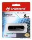 Флешка USB TRANSCEND Jetflash 350 8Гб, черный