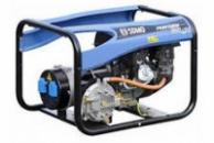 Генератор газовый SDMO Perform 3000 GAZ 2,5 кВт однофазный