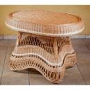 Стол плетеный из лозы «Королевский»
