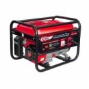Генератор бензиновый макс мощн. 2.4 кВт., ном. 2.2 кВт., 5.5 л.с., 4-х тактный, ручной пуск 40.7 кг.