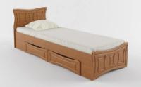 Односпальная кровать Созвездие без шухляд