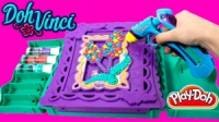 Наборы для творчества  Hasbro - Play doh, Doh vinci