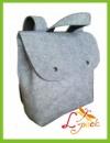 Пошив рюкзака из фетра