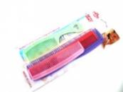 Набор расчесок 6в1 Цветных