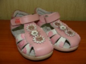 Босоножки кожаные для девочки от ТМ «MXM»