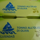 Tonno Lusiadas, филе тунца, 80 грамм, Португалия