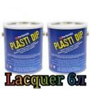 Эластичный ЛАК (Plasti Dip Lacquer) 6л
