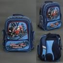 Рюкзак школьный для мальчика «Мотоциклист»