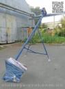 Погрузчик шнековый зерновой диаметр 159*6000*380В.