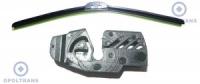 Щетка стеклоочистителя (безкаркасн) K-907B/22, 550 мм