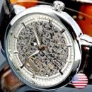 Механические мужские наручные часы Winner SkyFall
