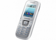 Мобільний телефон Samsung E1282 Ceramic White