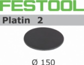 Шлифматериал D 150 mm, S 2000, Platin`2, Festool