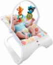 Fisher-Price Comfort Curve Bouncer, Многофункциональный шезлонг для малышей