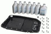 Сервисный набор АКПП - масляный фильтр, болты, прокладка, сливная пробка, масло DISCOVERY 3( ZF8700252)(LR007474)