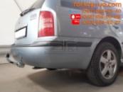 Тягово-сцепное устройство (фаркоп) Skoda Octavia, Tour (исключая 4WD) (1996-2010)